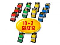 Index Post-It value pack+2 gratis ass/12